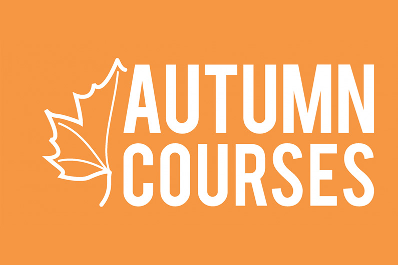 autumn courses