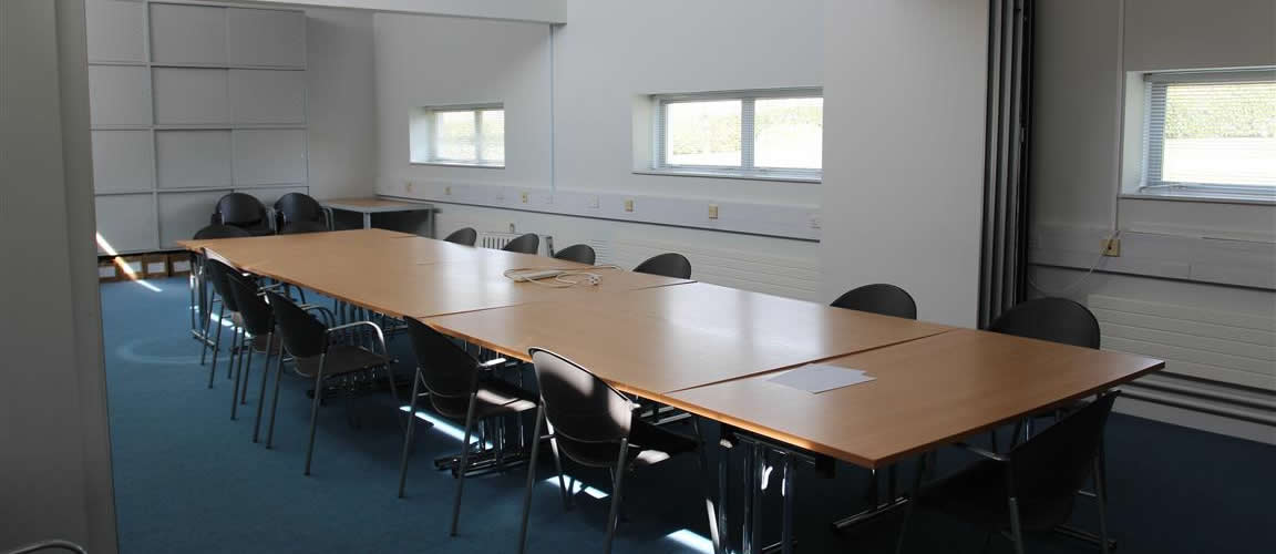 Conference facilities and multi room setup